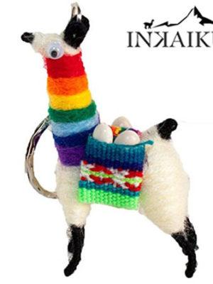 Breloczek lama