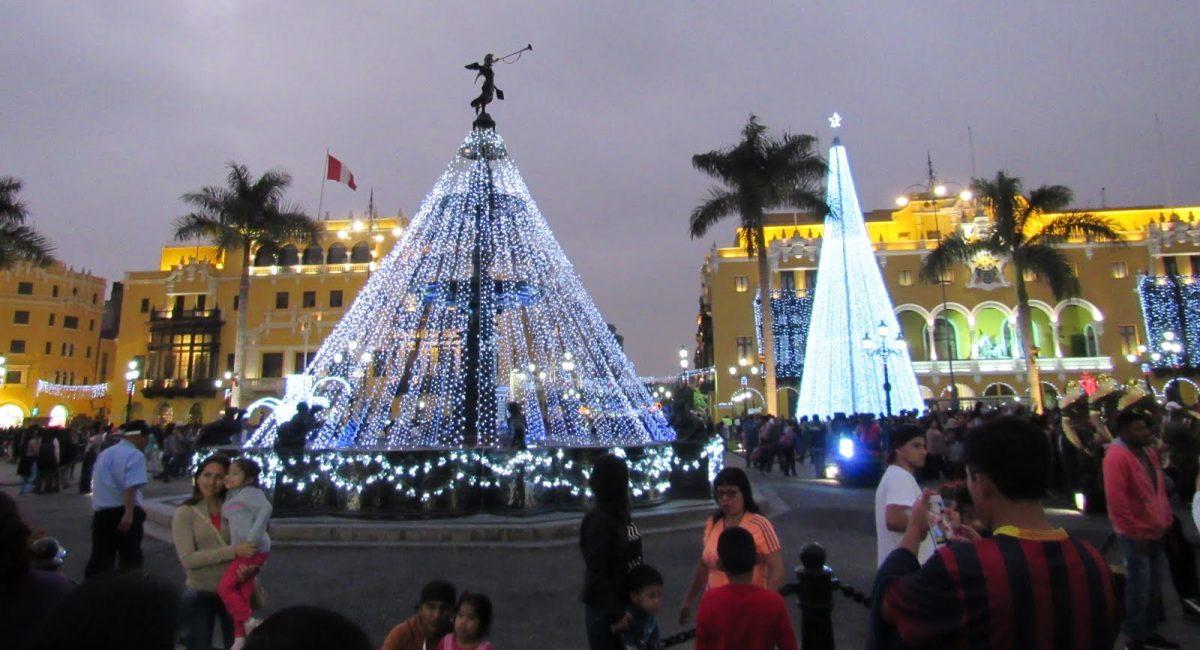 Święta w Limie
